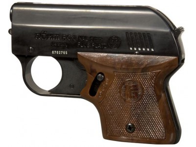 Pistolet RÖHM RG 3 cal.6mm PA