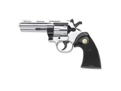 Revolver KIMAR Python Nickelé Cal.9mm R