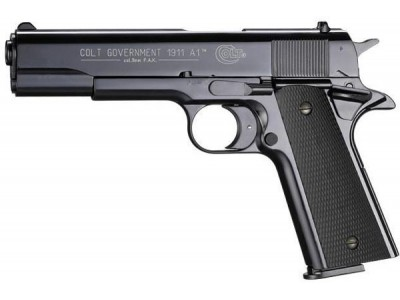 UMAREX COLT GOVERNMENT A1 BRONZÉ 9MM PAK