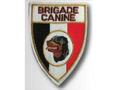 Ecusson brigade canine - 05302011