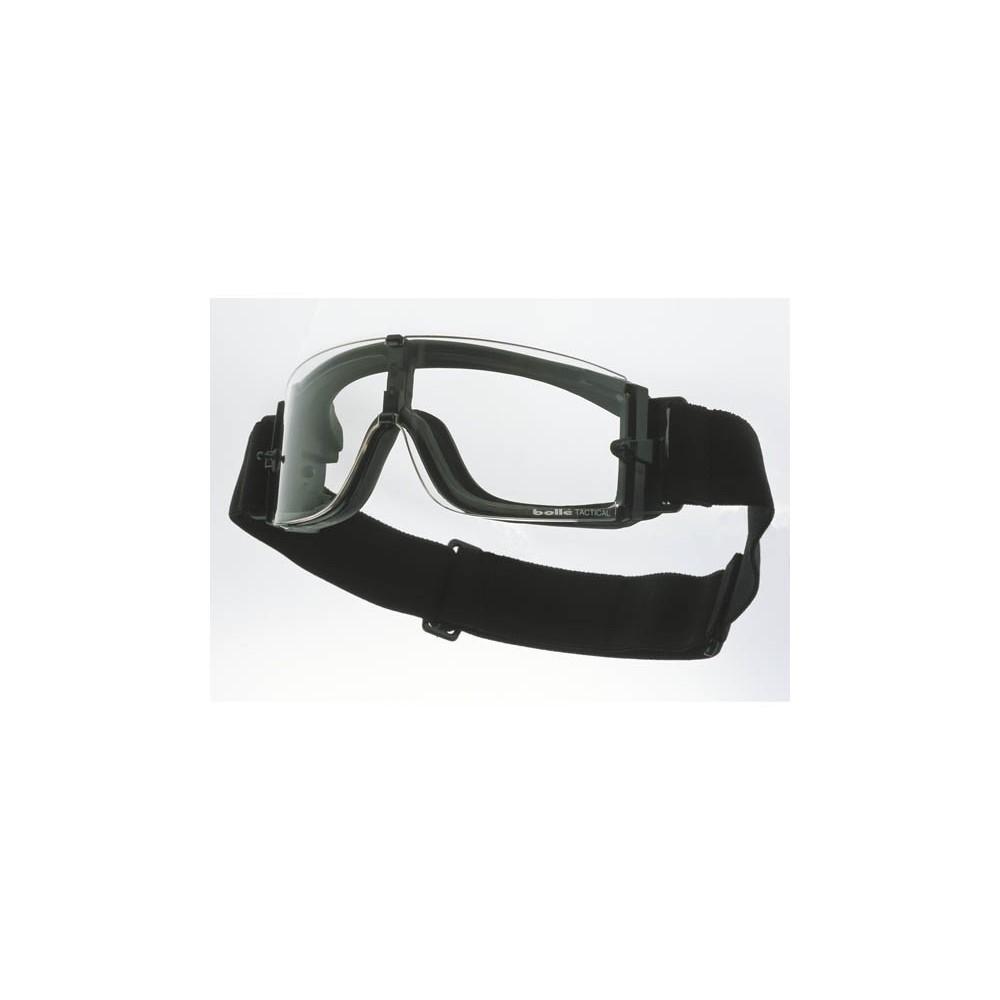 masque balistique de protection bolle x800i armurerie pascal paris. Black Bedroom Furniture Sets. Home Design Ideas