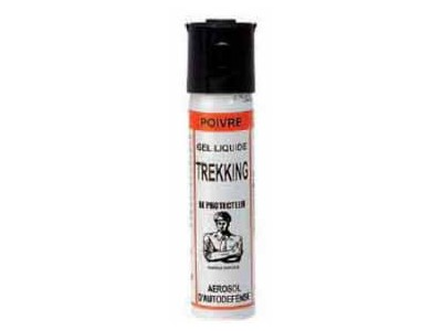 AEROSOL DE DEFENSE A GEL POIVRE 75ml