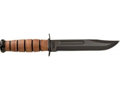KA-BAR USMC FIGHTER PLAIN