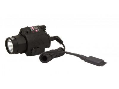 Laser lampe RTI avec cordon contact déporté