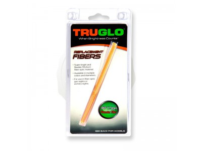 5 TIGES GUIDONS TRUGLO BICOLORE Diamètre 1,5 mm