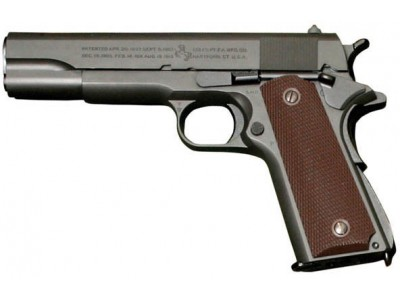 COLT M1911-A1 FULL METAL (AIRSOFT GAZ)