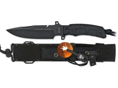 Couteau tactique droit RUI 31830