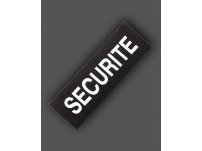 Bandeau réfléchissant SECURITE grand modèle (Gk Pro)