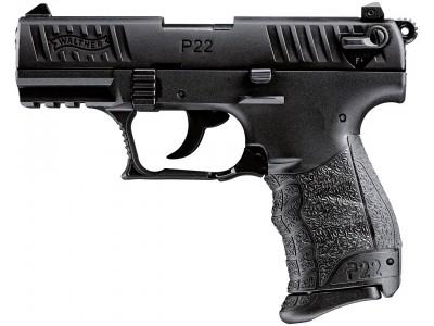 Pistolet à blanc Umarex P22Q calibre 9mm PA
