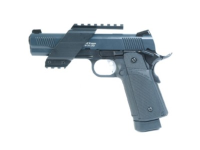 RAIL UNIVERSEL SWISS ARMS  POUR ARME DE POING - 605222