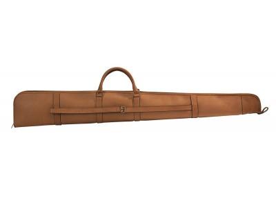 Fourreau Barreteau en cuir marron 123cm