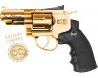 Revolver ASG Dan Wesson Gold 2,5 pouces 4,5mm