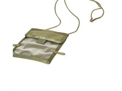 Porte badge Swiss arms vert kaki