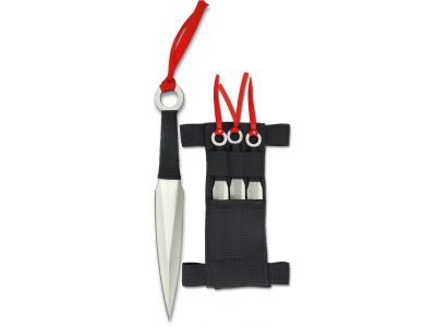 Set de 3 couteaux à lancer (Cuchillos lanzadores) - 31801