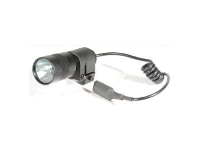 Micro LED Flashlight pour pistolets (75 lumens)