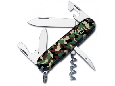 Couteau Suisse Victorinox Spartan Camouflage