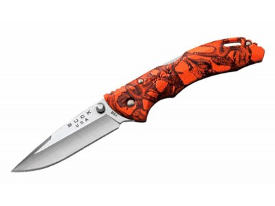 Couteau pliant Buck Bantam blw orange 7285OR