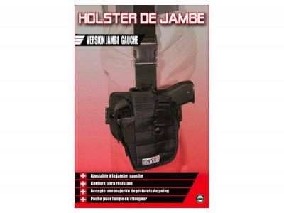 Holster de cuisse gauche Swiss arms