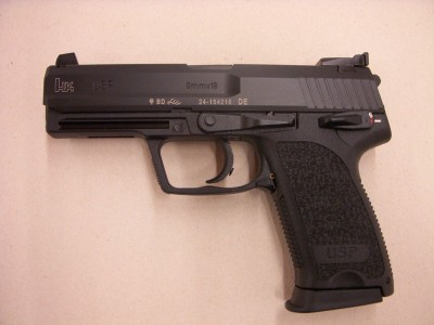 Pistolet HK USP CUSTOM SPORT cal 9X19