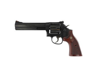 REVOLVER SMITH & WESSON 586 BRONZE 6""