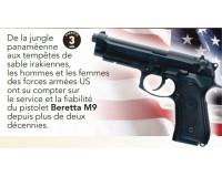 BERETTA 92 FS M9A1 CAL 9x19