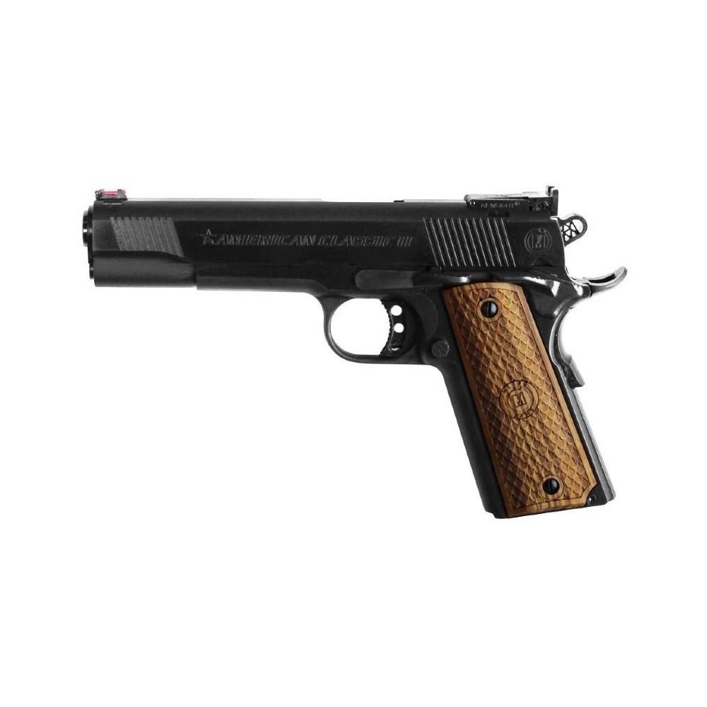 Pistolet mac american classic ii bronz bomar style 45 for American classic style