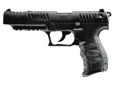 WALTHER P22Q STANDARD 22LR
