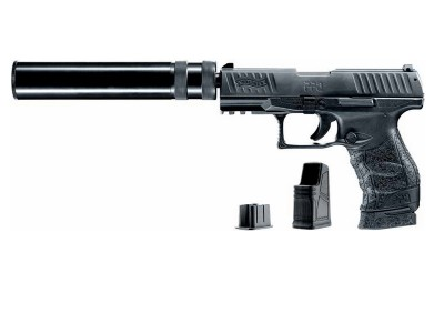 WALTHER PPQ M2 NAVY AVEC SILENCIEUX