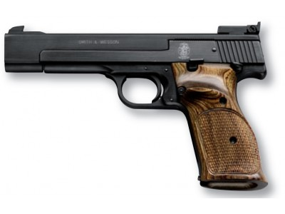 SMITH & WESSON MODELE 41 CAL. 22LR