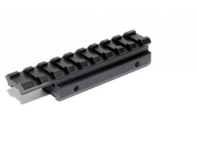 Convertisseur / Adaptateur rail 11mm - picatinny UTG
