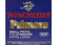 AMORCES SMALL PISTOL - WSP