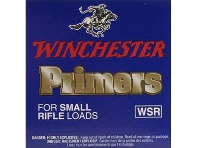 AMORCES SMALL RIFLE - WSR