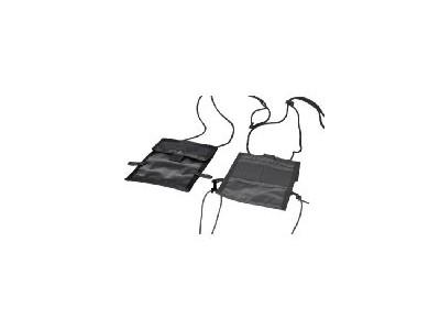 Porte badge Swiss arms noir