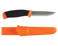 Couteau MORA COMPANION ORANGE / NOIR