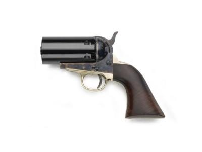Revolver poudre noire Pietta 1856 NAVY YANK Pepperbox