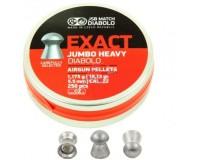 Plombs JSB JUMBO HEAVY 5,5mm
