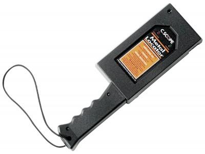 Détecteur de métaux portatif compact