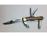 Couteau Le Pionnier palissandre 6 pièces