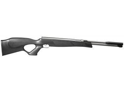 Carabine a plombs Weihrauch HW97 Black line Finition Nickelé