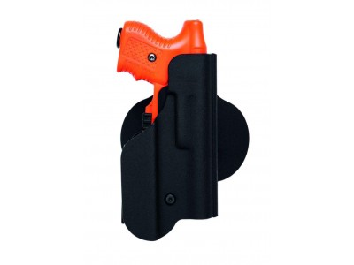 HOLSTER POUR JPX 2 COUPS AVEC LAMPE KYDEX