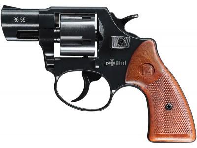 REVOLVER RÖHM RG 59 Cal. 9mm R