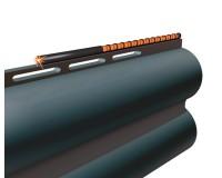 Guidon / grain d'orge à fibre rouge optique pour chasse ou tir sportif