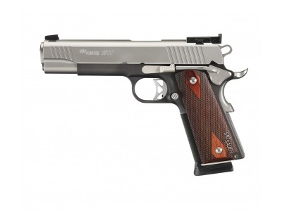 PISTOLET SIG SAUER 1911 MATCH ELITE BICOLORE calibre 45 ACP