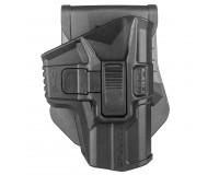 HOLSTER DROITIER FAB-DEFENSE POUR GLOCK 17 PADDLE RETENTION