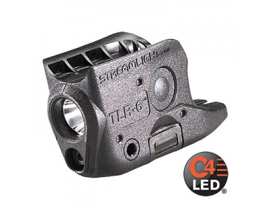 Lampe laser rouge STREAMLIGHT TLR-6 pour GLOCK 42/43