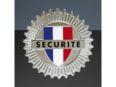 Médaille sécurité (diamètre 50mm)
