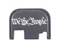 Plaque de protection culasse / Slide plate Glock - We The People