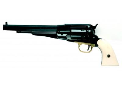 REVOLVER PIETTA REMINGTON 1858 CAL 44 crosse blanche