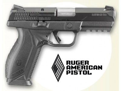 RUGER AMERICAN PISTOL Cal.9x19