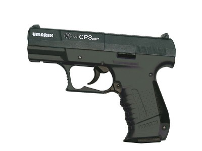 UMAREX WALTHER CPS SPORT (PISTOLET A PLOMBS)